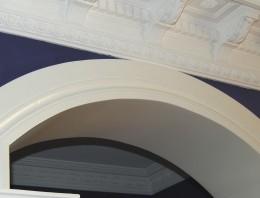 decorative ceiling plaster work